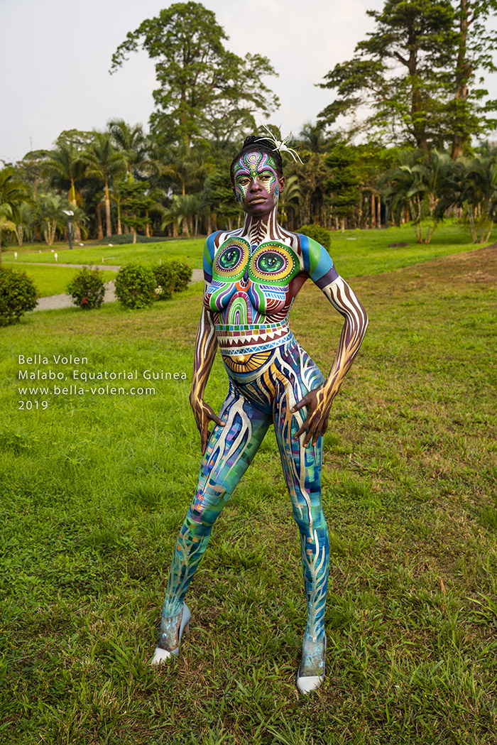Fine Art Body Painting Gallery By Academic Artist Bella Volen Visual Art By Bella Volen